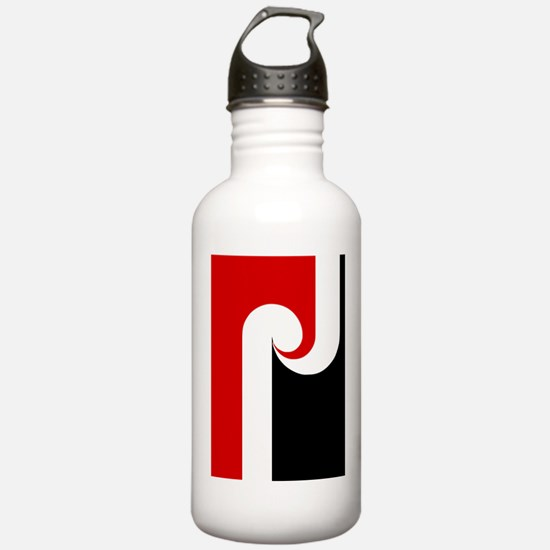 Maori Flag (ipad) Water Bottle