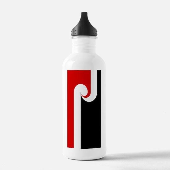 Maori Flag (incred2) Water Bottle