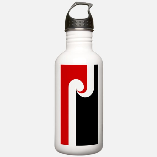 Maori Flag (iTh4) Water Bottle