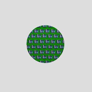 lawwallgreen Mini Button