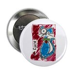 "Cat Pin 2.25"" Button (100 pack)"