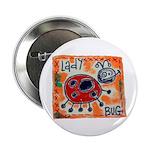 "ladybug 2.25"" Button (100 pack)"
