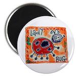 """ladybug 2.25"""" Magnet (10 pack)"""