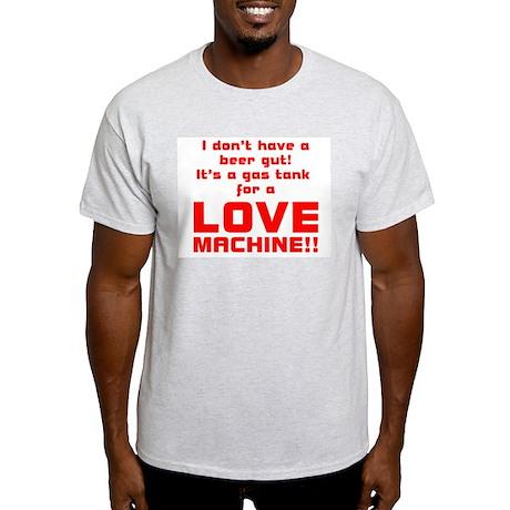 Beer gut? No way it's a tank Light T-Shirt