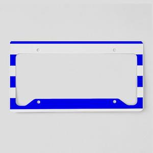 Miskito License Plate Holder