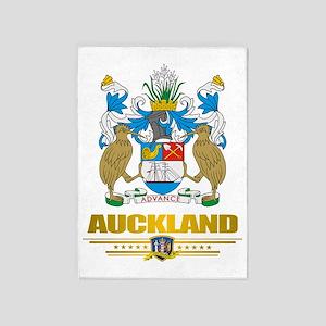 Auckland (Flag 10)2 5'x7'Area Rug