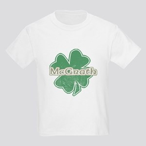 """Shamrock - McGrath"" Kids T-Shirt"