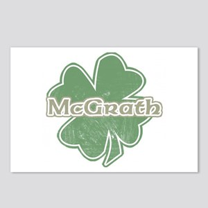 """Shamrock - McGrath"" Postcards (Package of 8)"
