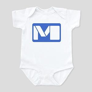 Metro Brussels Infant Bodysuit