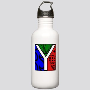 TNYITmasterREVERSEDwhi Stainless Water Bottle 1.0L