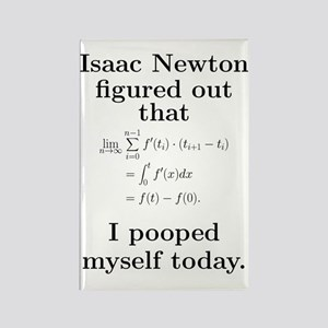 Newton Rectangle Magnet
