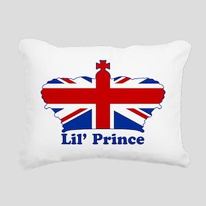 PRINCE Rectangular Canvas Pillow
