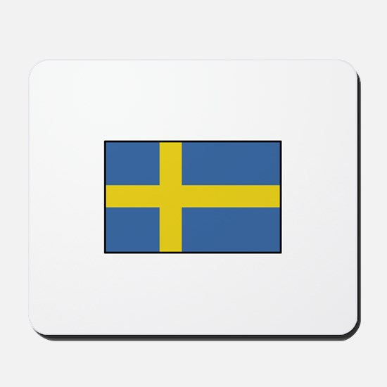 Sweden - Flag Mousepad