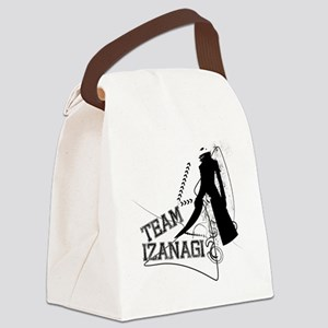team-izanagi Canvas Lunch Bag