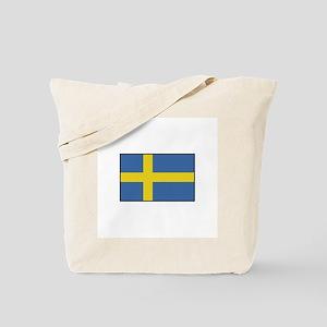 Sweden - Flag Tote Bag