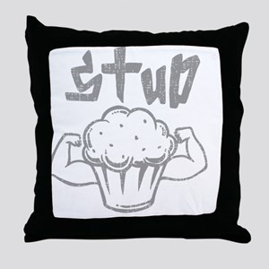 studmuffingry Throw Pillow