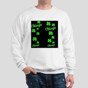 FF Chicago -blk Sweatshirt
