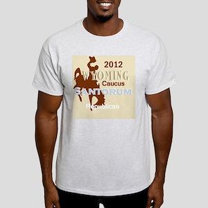 Santorum WYOMING Light T-Shirt