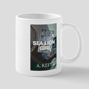 Sea Lion Girl Mug