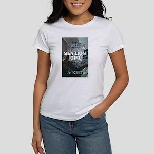 Sea Lion Girl Women's T-Shirt