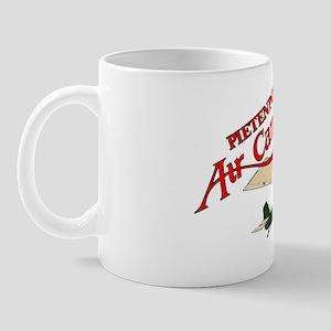 logo aircamper color rsu green cream Mug