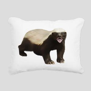 BADG30 Rectangular Canvas Pillow