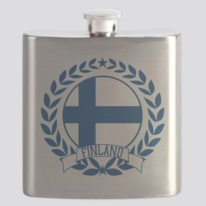 finlandwreath Flask