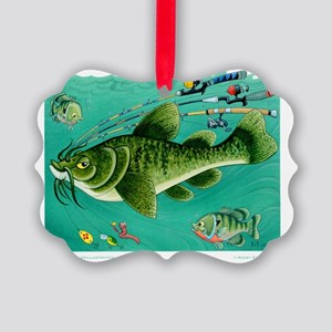 big bud bags etc Picture Ornament