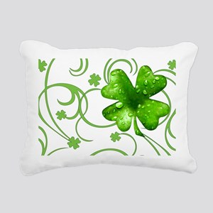 IrishShKeepsakeLptp Rectangular Canvas Pillow
