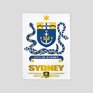 Sydney (Flag 10)2 5'x7'Area Rug