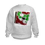 Dog Pin Kids Sweatshirt