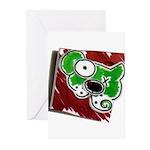 Dog Pin Greeting Cards (Pk of 10)