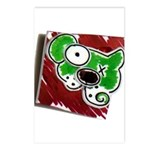 Dog Pin Postcards (Package of 8)