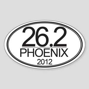 PHX-12 (2) - ceramic_mug Sticker (Oval)