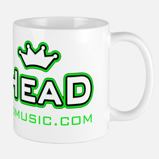 Pez Head Logo 10 x 10 Mug
