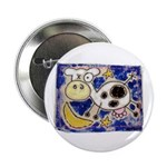 """Cow 2.25"""" Button (100 pack)"""