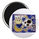 """Cow 2.25"""" Magnet (100 pack)"""