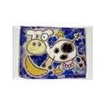 Cow Rectangle Magnet (10 pack)