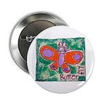"butterfly 2.25"" Button"