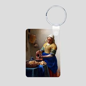 Vermeer Mag1 Aluminum Photo Keychain