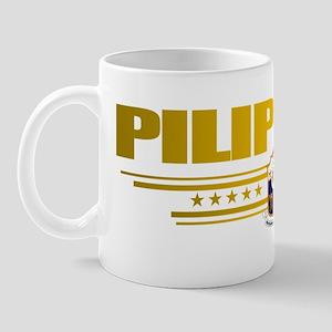 Philippines (Flag 10) pocket 2 Mug