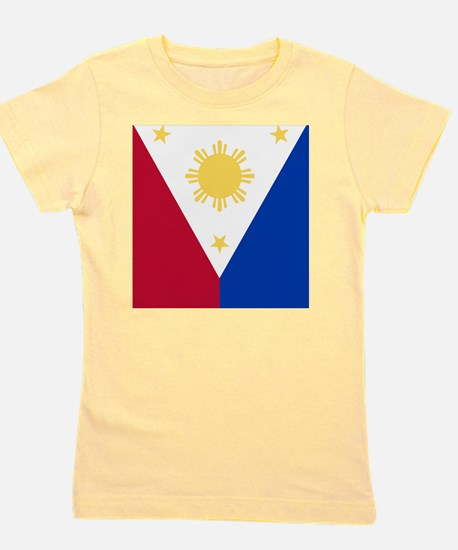 Philippine Flag (iPad2) Girl's Tee