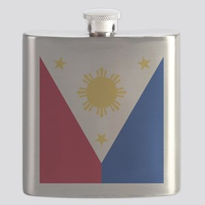 Philippine Flag (nexus s) Flask