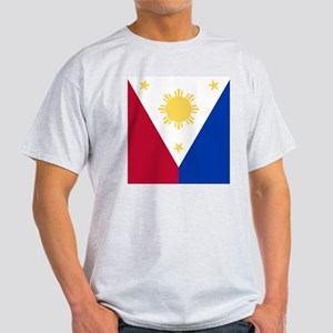 Philippine Flag (nexus s) Light T-Shirt