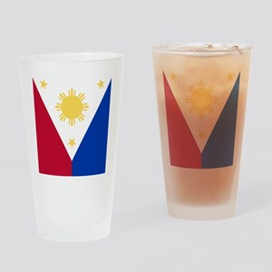 Philippine Flag (nexus s) Drinking Glass