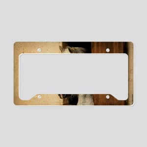 greeting cardsmall License Plate Holder