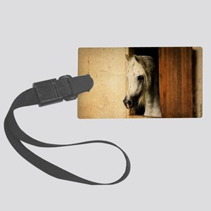 greeting cardsmall Large Luggage Tag