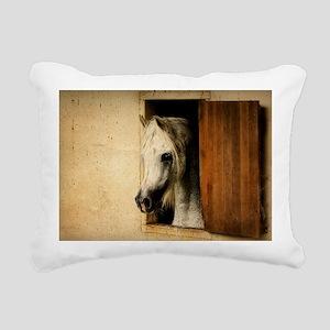 greeting cardsmall Rectangular Canvas Pillow