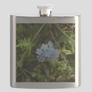 P7230069 Forgetmenot #01 Flask
