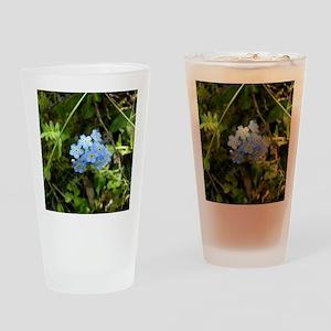 P7230069 Forgetmenot #01 Drinking Glass